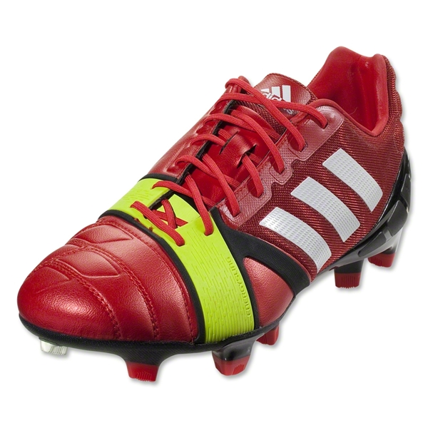 adidas Nitrocharge 1.0 TRX FG (Vivid Red/Running White)