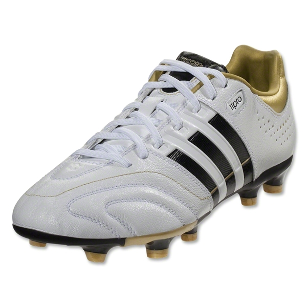adidas 11Core TRX FG (Running White/Black/Metallic Gold)