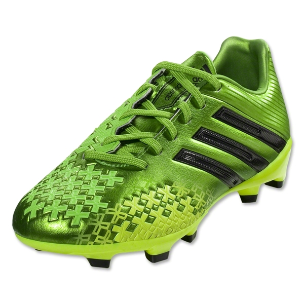 adidas Predator Absolado LZ TRX FG Junior (Ray Green/Black)