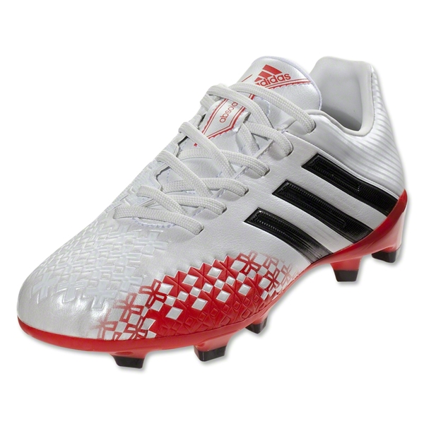 adidas Predator Absolado LZ TRX FG Junior (Running White/Black/Hi-Res Red)