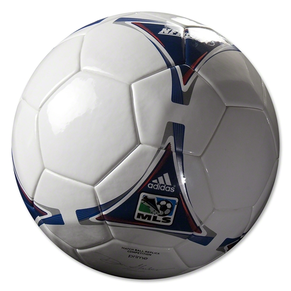 adidas MLS Prime Top Competition Soccer Ball