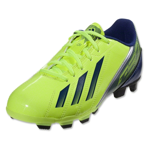 adidas F5 TRX FG Juniors (Electricity/Hero Ink)