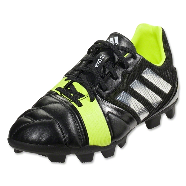 adidas Nitrocharge 2.0 TRX FG Junior (Black/Metallic Silver/Electricity)