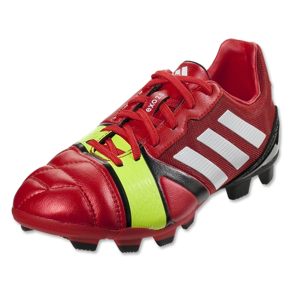 adidas Nitrocharge 2.0 TRX FG Juniors (Vivid Red/Running White)