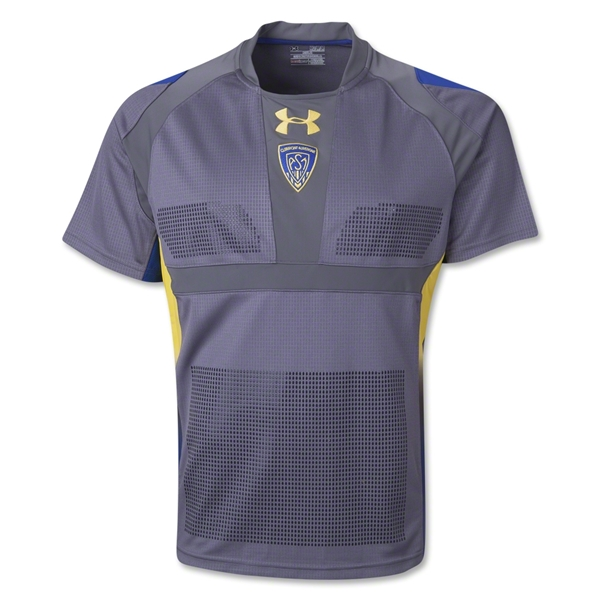 Clermont Auvergne 13/14 Alternate Rugby Jersey