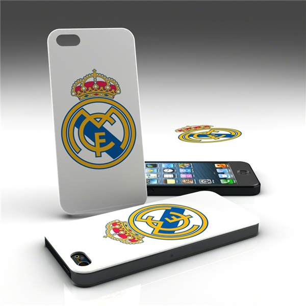 Real Madrid Crest iPhone 5 Case