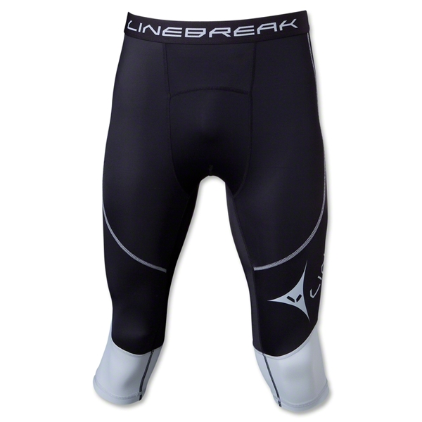 Linebreak Long Compression Short (Black)