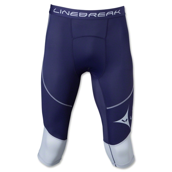 Linebreak Long Compression Short (Navy)