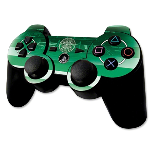 Celtic PS3 Controller Skin