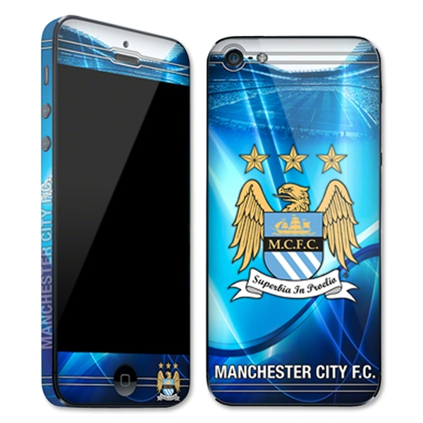 Manchester City iPhone 5 Skin
