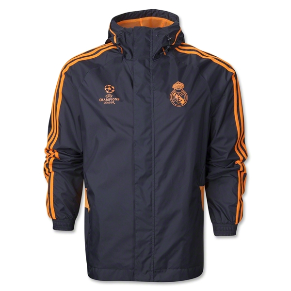 Real Madrid Europe All Weather Jacket