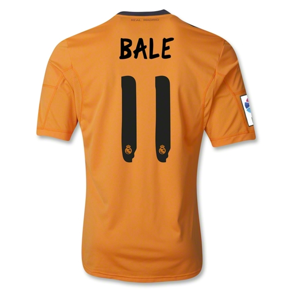 Real Madrid 13/14 BALE Third Soccer Jersey