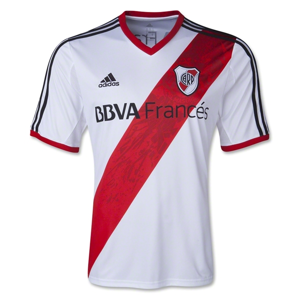 River Plate 2014 Home Soccer Jersey