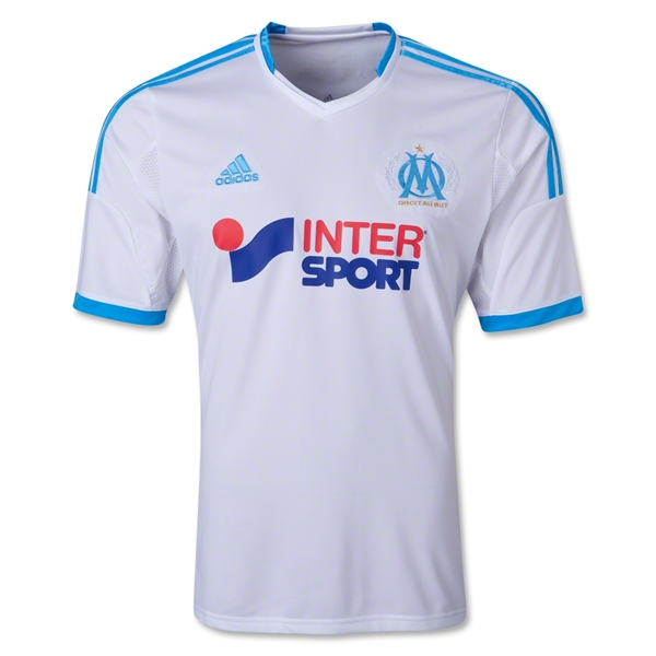 Olympique Marseille 13/14 Home Soccer Jersey