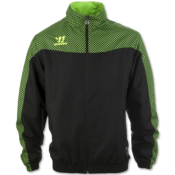 Warrior Gambler Training Track Jacket