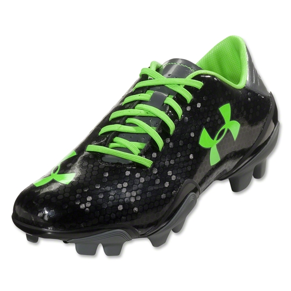 Under Armour Blur Flash (Black/Poison/Charcoal)