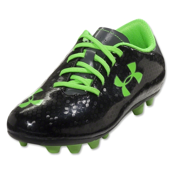 Under Armour Blur III HG Junior (Black/Poison/Charcoal)
