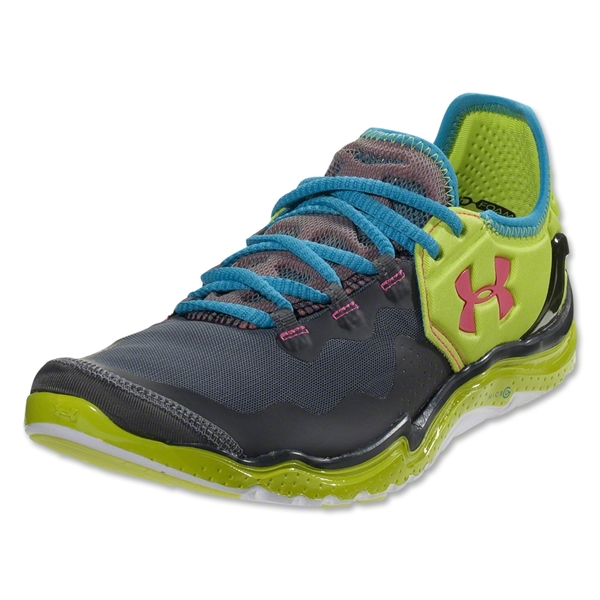 Under Armour Women's Charge RC 2 Running Shoe (Bitter/Charcoal)