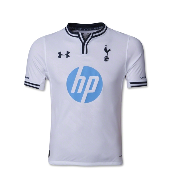 Tottenham 13/14 Youth Home Soccer Jersey