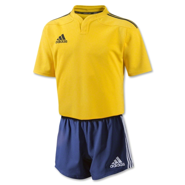 adidas Three Stripe 13 Rugby Jersey (Sunshine)