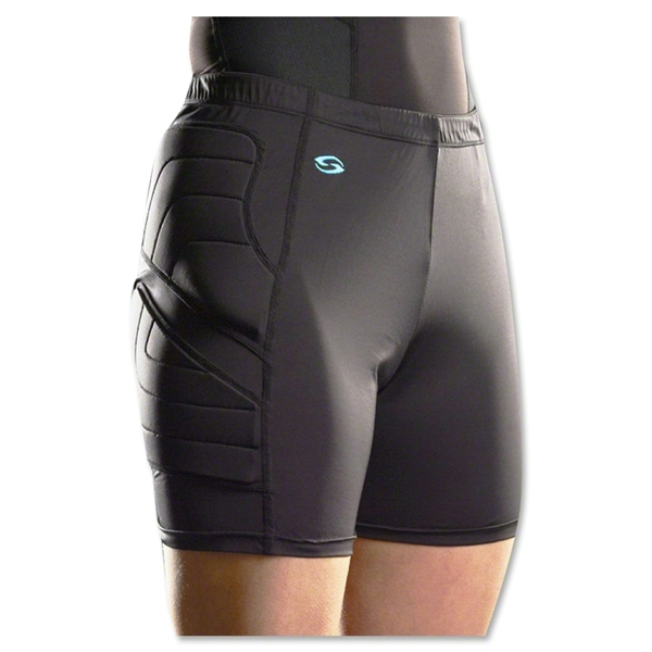 Storelli Bodyshield Women's Sliding Short (Black)