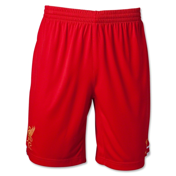Liverpool 13/14 Home Soccer Short