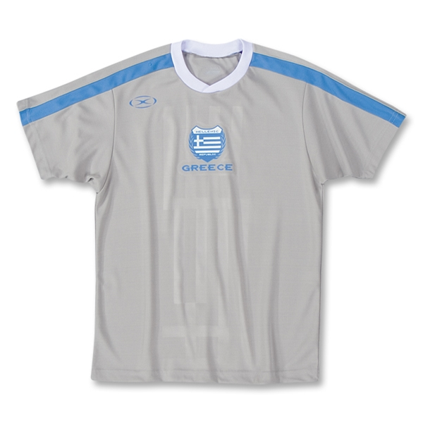 Greece International II Soccer Jersey
