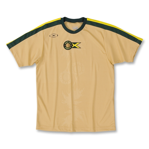Jamaica International II Soccer Jersey