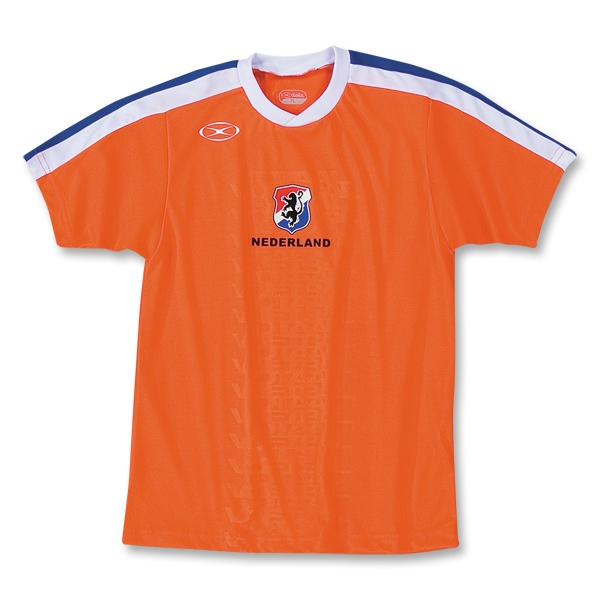 Netherlands International II Soccer Jersey