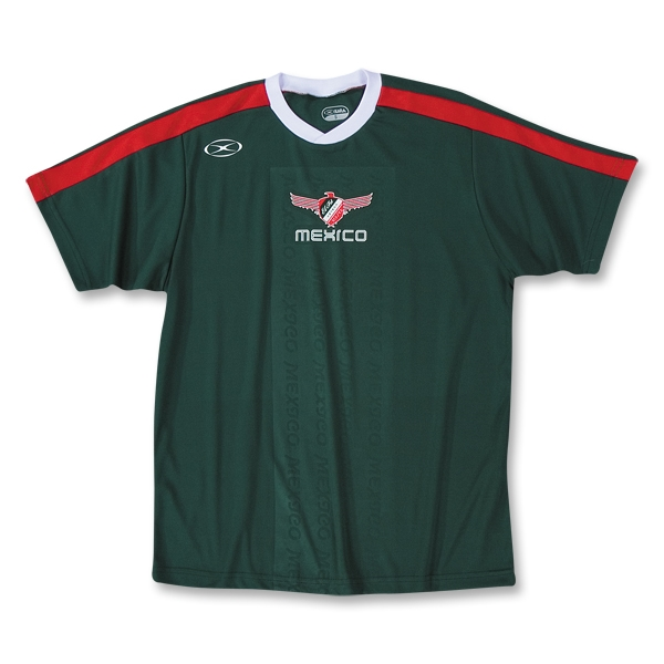Mexico International II Soccer Jersey