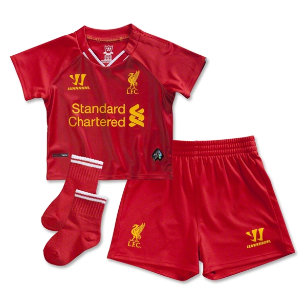 Liverpool 13/14 Home Baby Kit