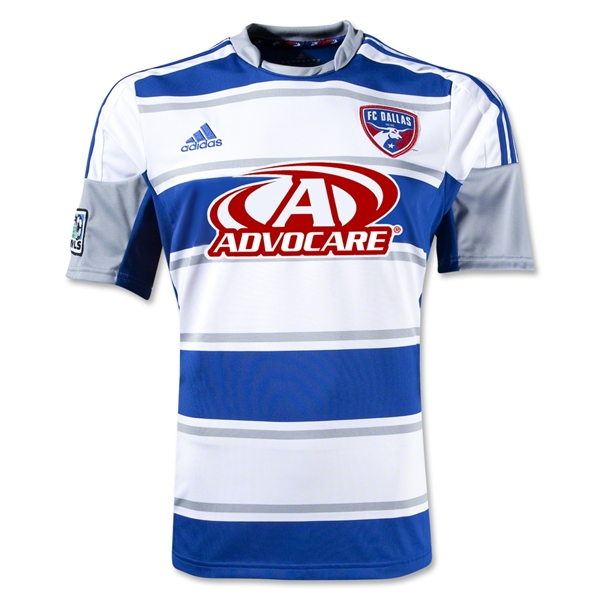 FC Dallas 2014 Replica Secondary Soccer Jersey