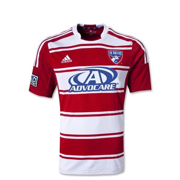 FC Dallas 2013 Youth Primary Soccer Jersey