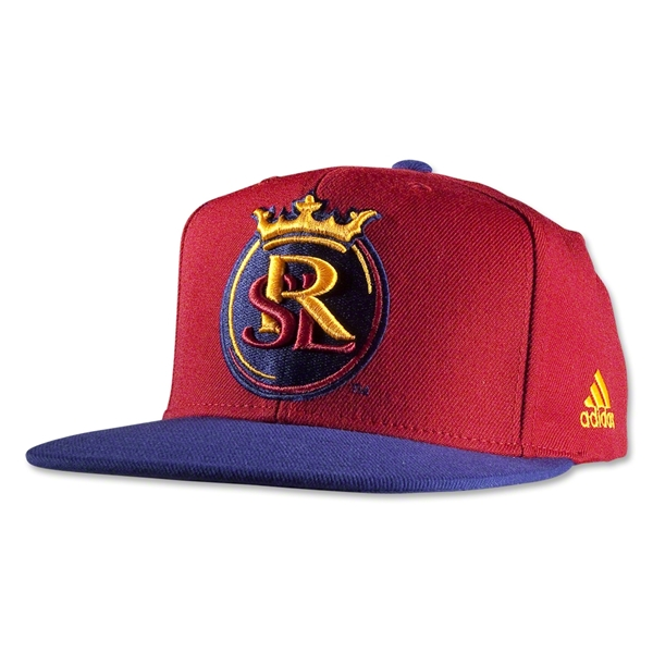 Real Salt Lake Flat Brim Cap