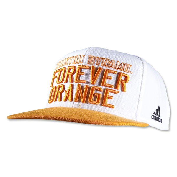 Houston Dynamo Flat Brim Cap