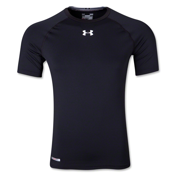 Under Armour Heatgear Sonic Compression T-Shirt (Black)