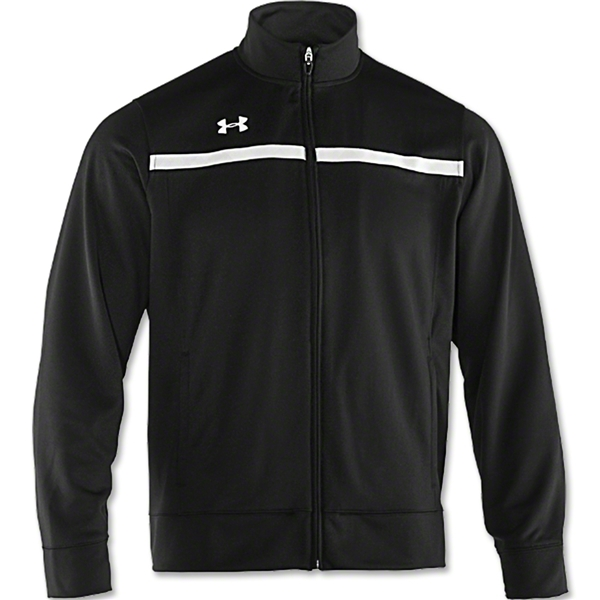 Under Armour Campus Warm-Up Jacket (Blk/Wht)