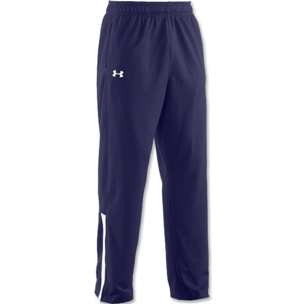 Under Armour Campus Warm-Up Pant (Navy/White)