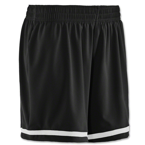 Under Armour Women's Highlight Short (Blk/Wht)