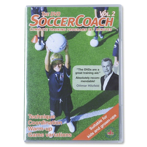 The DVD Soccer Coach Volume 2 DVD