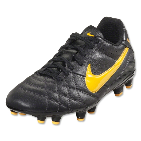 Nike Tiempo Natural IV LTR FG (Dark Charcoal)