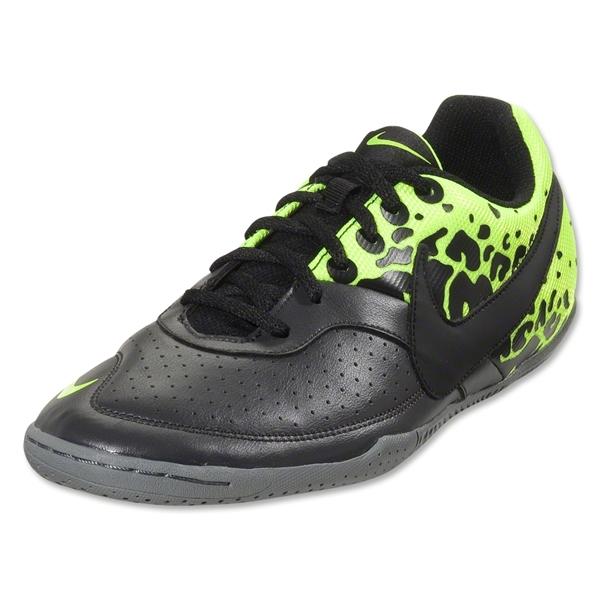 Nike FC247 Elastico II (Dark Charcoal/Black/Volt/Cool Grey)