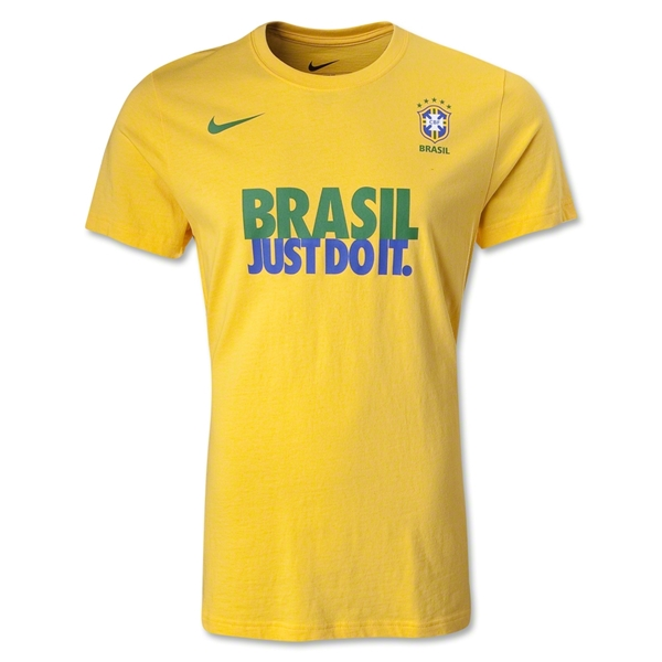 Brazil Just Do It T-Shirt