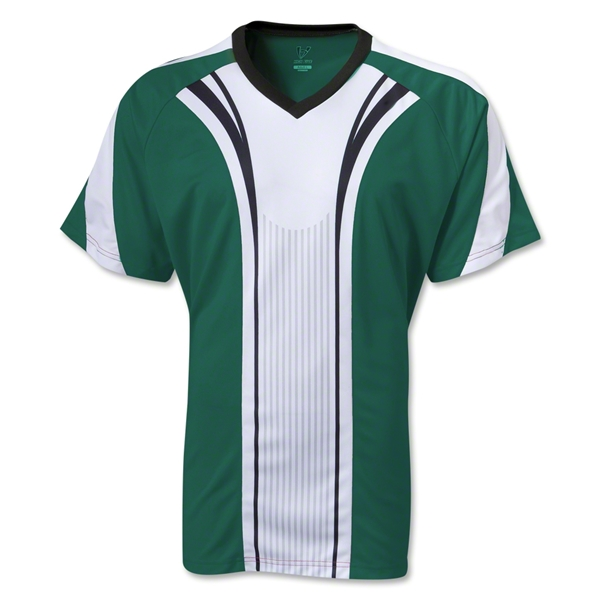 High Five Flux Jersey (Dark Green)