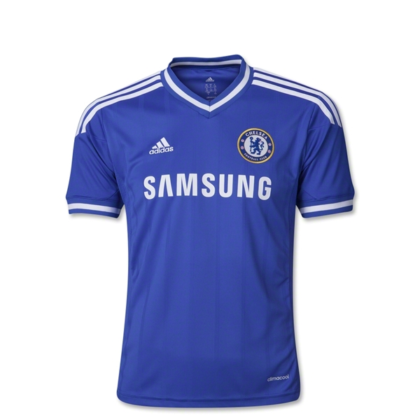 Chelsea 13/14 Youth Home Soccer Jersey