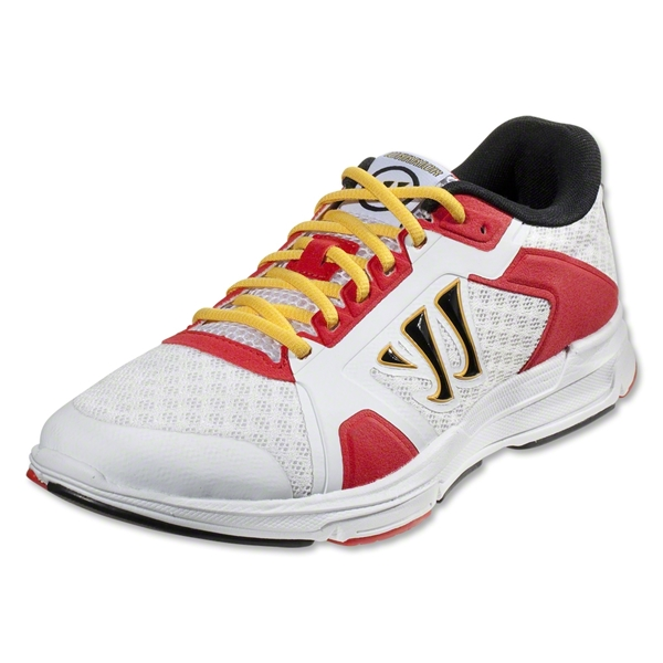 Warrior Dojo 2.0 (White/Red/Yellow)