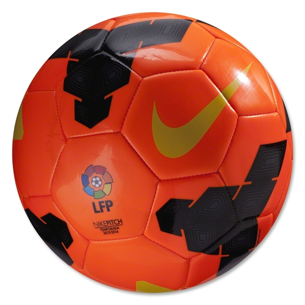 Nike Pitch LFP (Orange/Black)