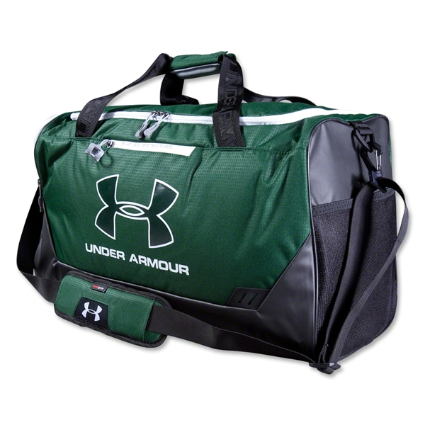 Under Armour Hustle MD Duffle (Dark Green)