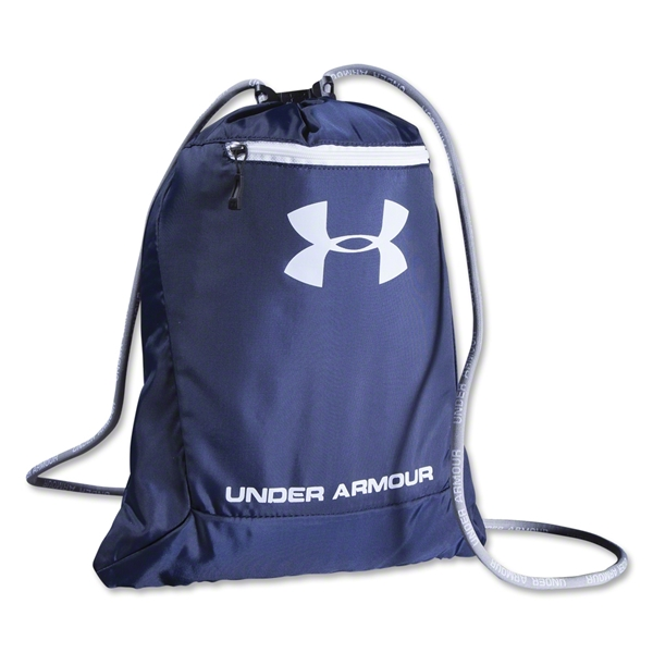 Under Armour Hustle Sackpack (Navy)