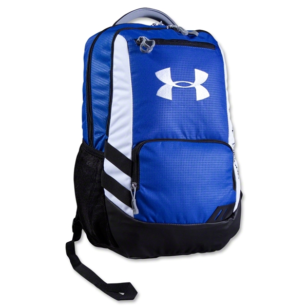 Under Armour Hustle Backpack (Royal)